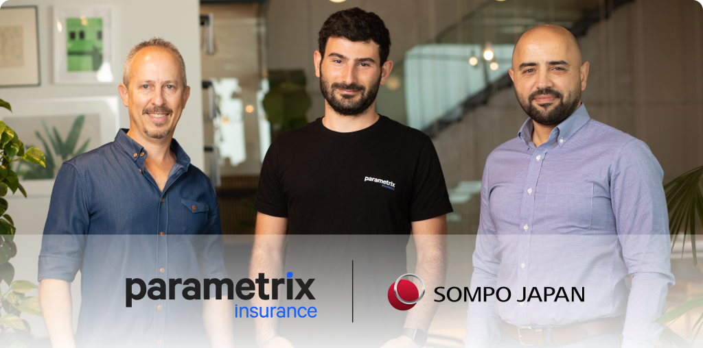 Sompo signs strategic collaboration with Parametrix